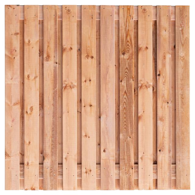 Hout-beton Red Class Wood 180x180 incl. plaatsen