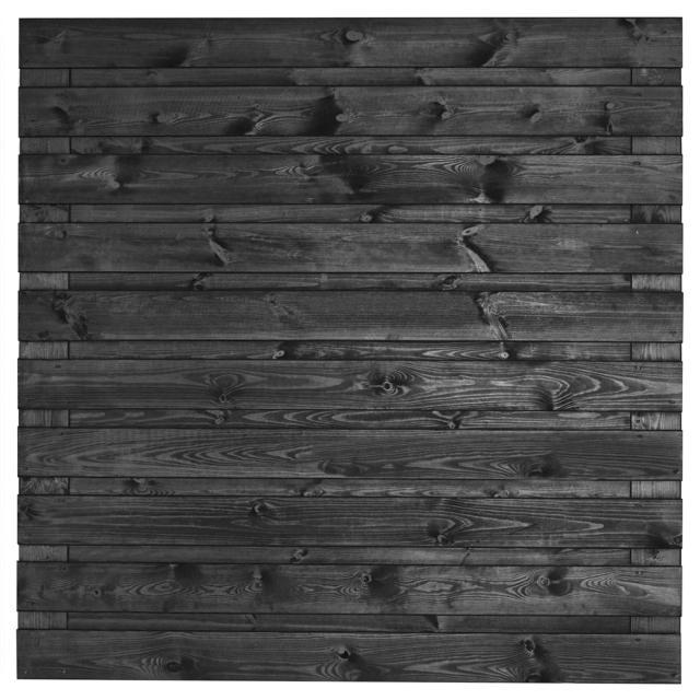 Tuinscherm Kassel 180x180cm Horizontaal 8.54184