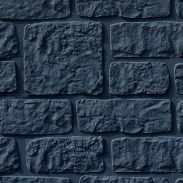 Onderplaat Romeins motief antraciet 36x4.8x184cm