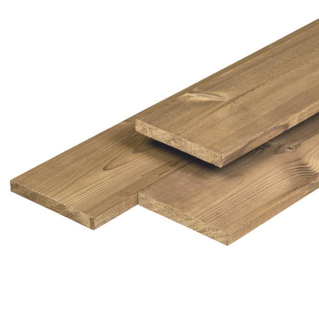 Steamed 5* class plank geschaafd 1.8x14.5x360cm