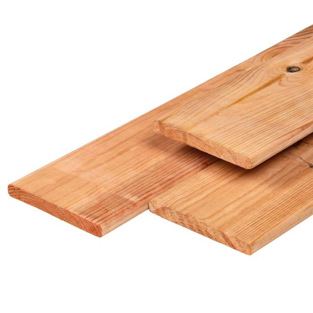 Red Class wood plank geschaafd gedroogd 1.6x14x300cm 36.1630
