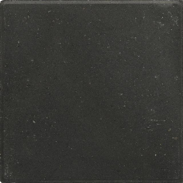 Excluton betontegel 30x30x4.5cm KOMO zwart met pallet  2000597