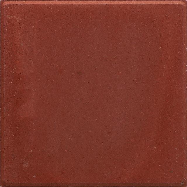 Excluton betontegel 30x30x4.5cm KOMO rood met pallet  2000694