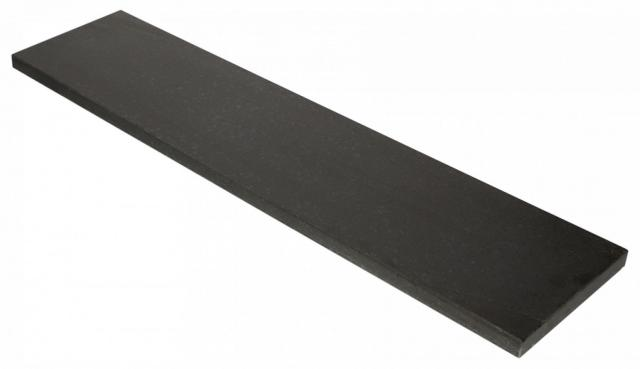 Excluton President Vijverrand 100x15x3cm Black  5001221