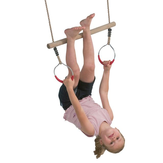 Ring trapeze