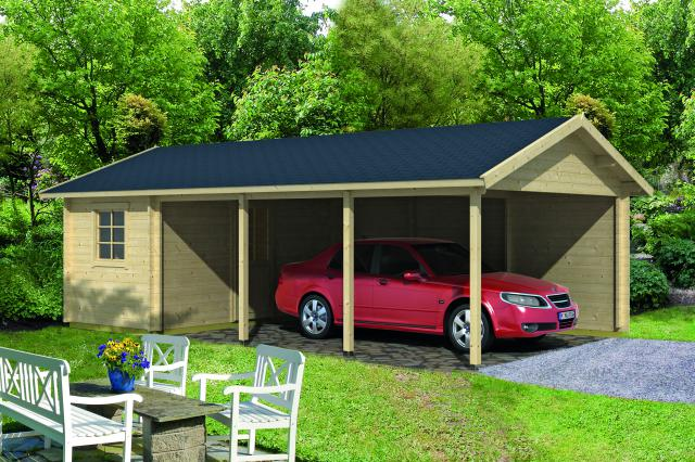 Carport Berging Ever puntdak