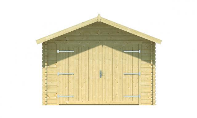 Garage Geir puntdak 40.0799