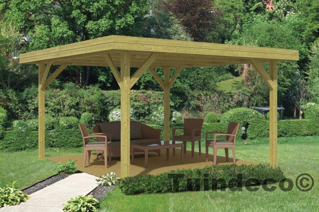 Een platdak tuinhuis gezocht online tuinhuis offerte of aanschaf - Modern prieel aluminium ...