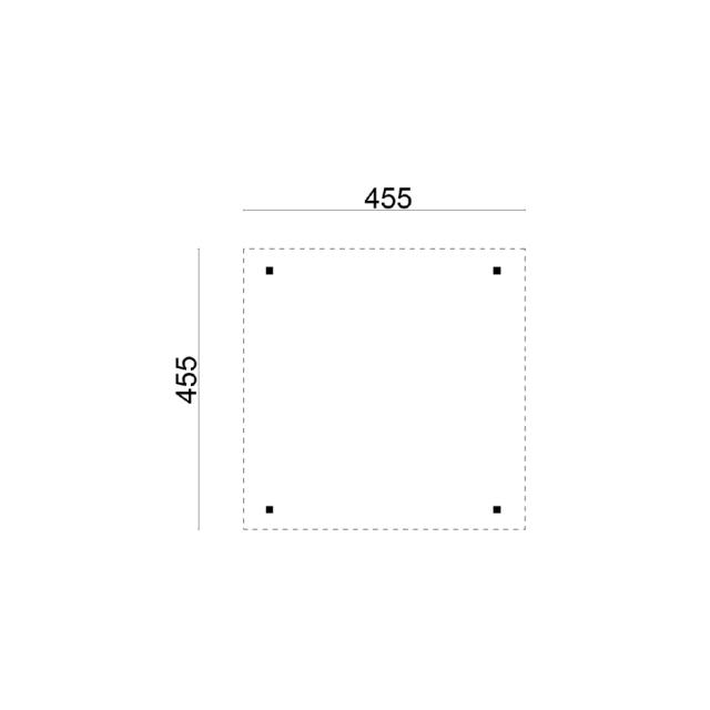 Prieel Modern Groot Plat dak 42.4646