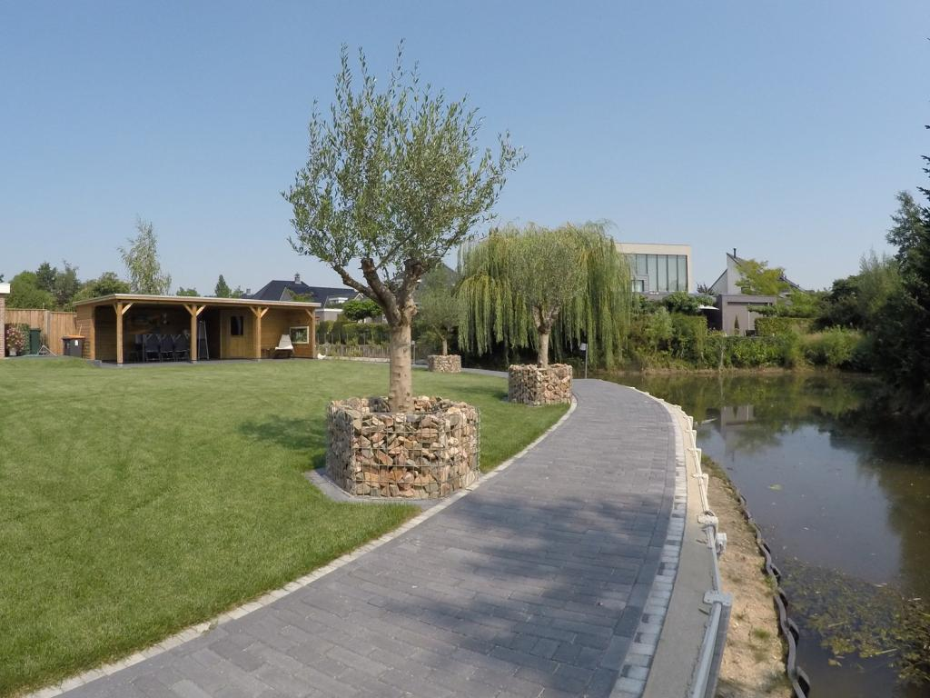 Tuinhout Centrum project - Complete tuin Beuningen